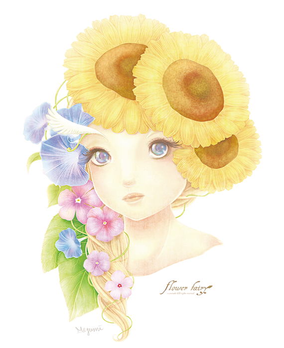 flower fairy ~SUMMER~