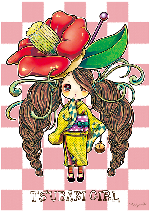 TSUBAKI GIRL